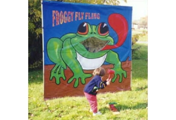 Frog Fly (Carnival Games) in Orlando