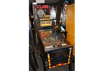 Pinball Machine - Cyclone (Arcade Games) in Orlando