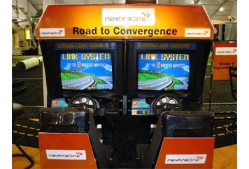Car Racing - Daytona USA 2 Player (Arcade Games) in Orlando