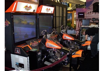 Motorcycle - Harley Race Game (Arcade Games) in Orlando