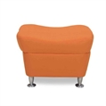 Ottomans-Tangerine-Ottoman-orange-suede