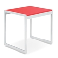 End-Tables-Aria-End-Table-Red-Red-Metal