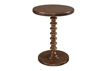 Phoebe End Table Brown (Tables - End) in Orlando