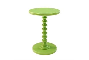 Phoebe End Table Lime Green (Tables - End) in Orlando
