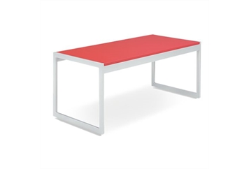 Aria Red Coffee Table (Tables - Coffee) in Orlando
