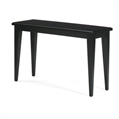 Console-Tables-Tribeca-Sofa-Table-Brown/Black-Wood