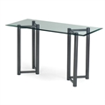 Café-Tables-Vivid-Café-Table-Clear-Metal-Glass