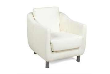 Stage Chair Empire White (Chairs - Accent and Lounge) in Orlando