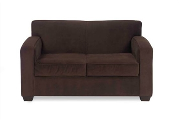 Bella Chocolate Loveseat (Loveseats) in Orlando