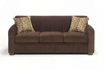 Bella Chocolate Sofa (Sofas) in Orlando