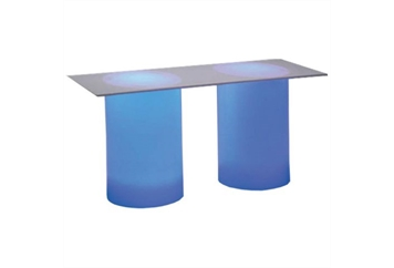 Cylinder Dining Table (Tables - Dining) in Orlando