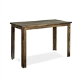 Highboy-Tables-Memphis-Rectangular-Communal-Table-Brown-Wood