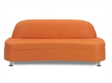 Sofas-Tangerine-Sofa-orange-suede