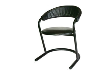 Banana Back Chair Black (Chairs - Dining) in Orlando