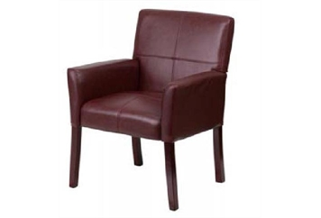 Stage Chair Burgundy (Chairs - Accent and Lounge) in Orlando