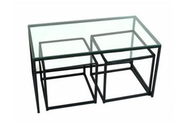 Nesting Coffee and End Table (50% Tables - Coffee 50% Tables - End) in Orlando