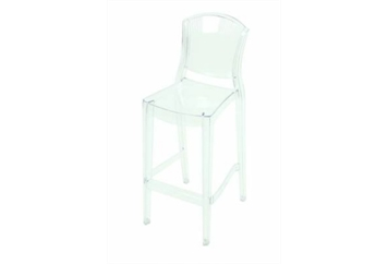 Ghost Clear Barstool 2 (Barstools) in Orlando