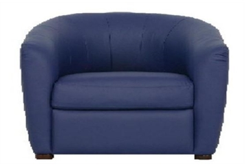 Club Chair-Blue (Chairs - Accent and Lounge) in Orlando