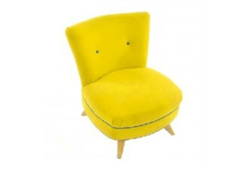 Portly Chair Lemon (Chairs - Accent and Lounge) in Orlando