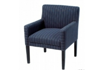 Stage Chair Smoking Blue (Chairs - Accent and Lounge) in Orlando