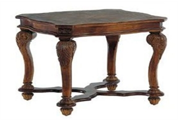 Mahogany End Table (Tables - End) in Orlando