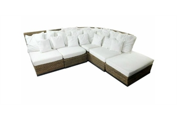Pacific Sofa Sectional (Sofas) in Orlando