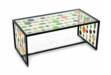 Retro Dot Coffee Table (Tables - Coffee) in Orlando