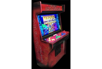 Video Game 4 Player - Multicade (Arcade Games) in Orlando