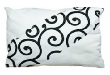 Pillow Small-Swirls Pattern (Pillows) in Orlando
