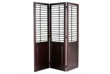 Mahogany Folding Screen (Walls) in Orlando