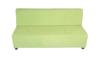 Minotti Sofa - Light Green Sectional (Sofas) in Orlando