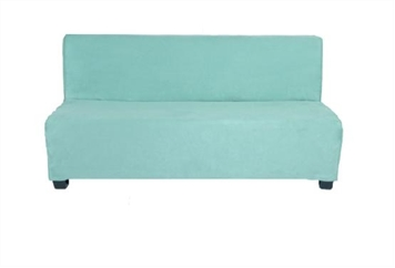 Minotti Sofa - Turquoise Sectional (Sofas) in Orlando