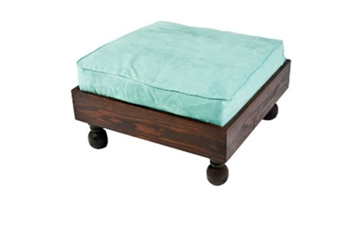 Moroccan Ottoman Turquoise Cushion (Ottomans) in Orlando