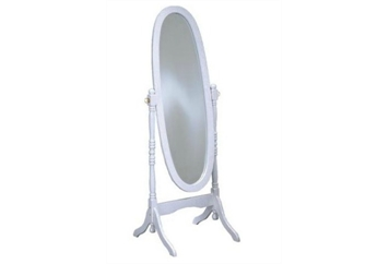Mirror Oval White (Mirrors) in Orlando