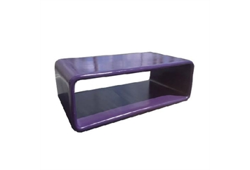 Low Lita Coffee Table Purple (Tables - Coffee) in Orlando