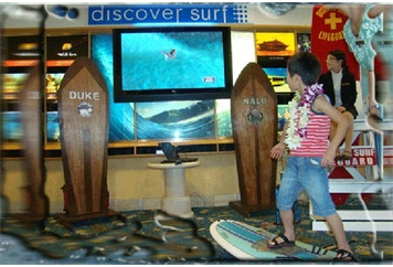 Surfing - Virtual Reality (Arcade Games) in Orlando, Florida