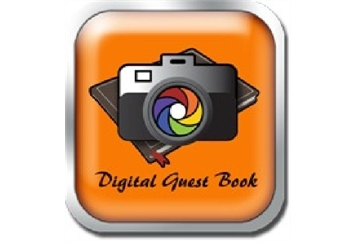 Digital Guest Book (Photo and Video Activities) in Orlando, Florida