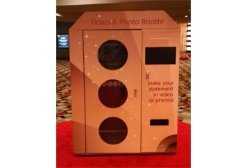 Video Booth - Visions Interactive (Photo Booths) in Orlando