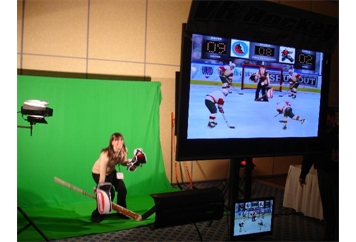 Hockey Virtual Reality (Arcade) in Orlando, Florida