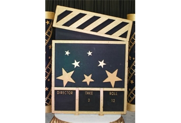 Hollywood Clap Board (Props) in Orlando, Florida
