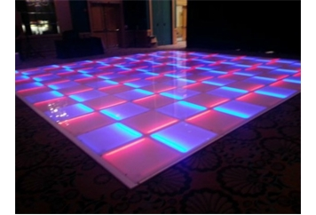Dance Floor Acrylic Lighted LED (Dance Floors) in Orlando