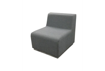 Cloud Gray Chair (Chairs - Accent and Lounge) in Orlando