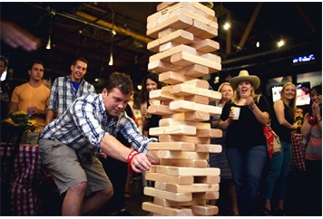 Jenga - Giant (Interactive Games) in Orlando, Florida