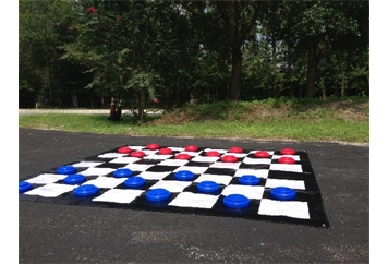 Checkers - Giant (Interactive Games) in Orlando, Florida