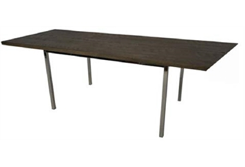 Industrial Wooden Dining Table (Tables - Dining) in Orlando